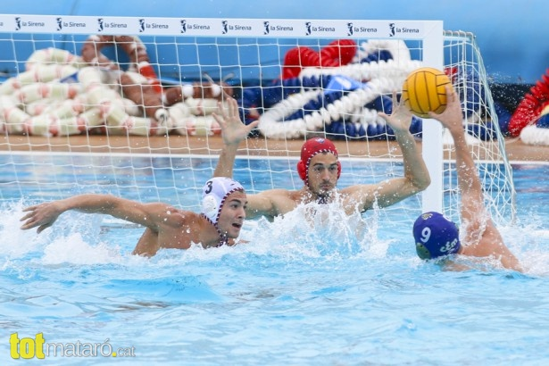 Waterpolo Quadis CNM - Mediterrani