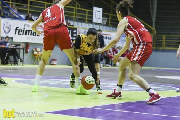 Bàsquet Gress Mataró - Lleida