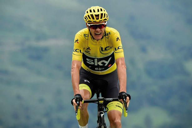 Esports 2017/2018, Froome