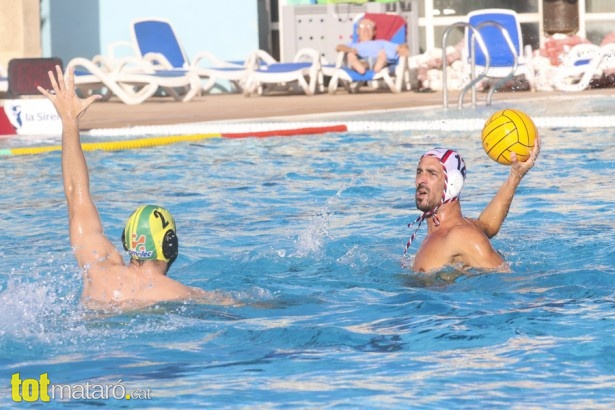 Waterpolo Quadis Mataró - Navarra