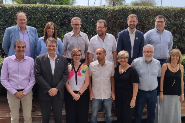 Pacte al Consell Comarcal del Maresme